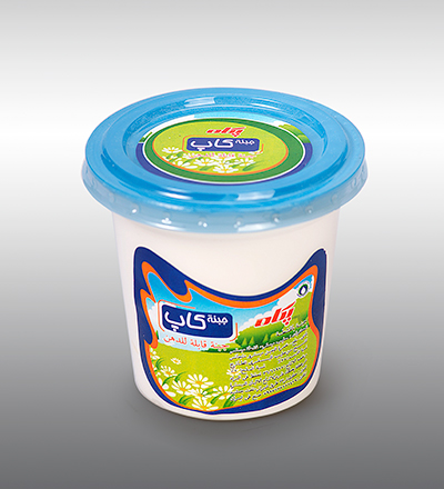 Cup Cream Cheese