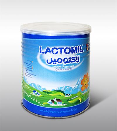 Infant Formula Milk Powder(6 to12 months)(can)