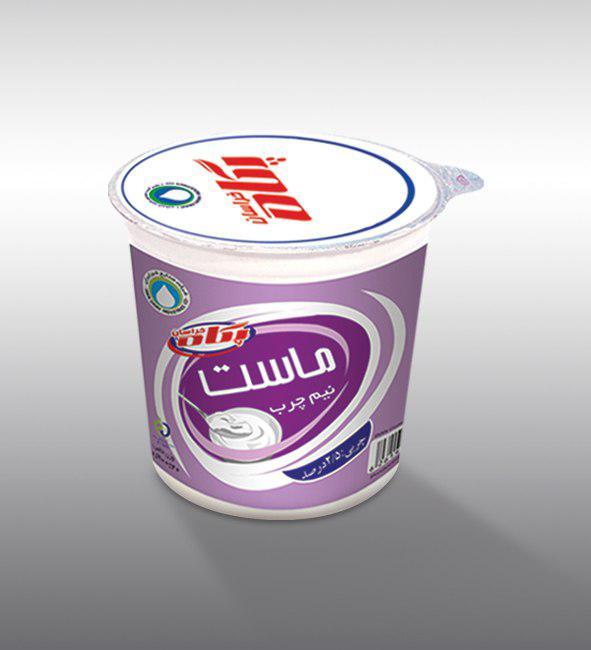 Semi & Low fat Yoghurt