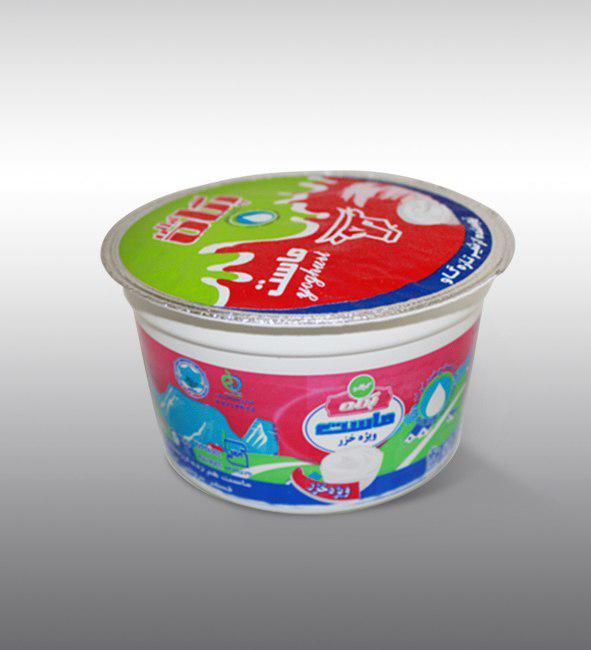 Vije Khazar Yoghurt (Stirred)