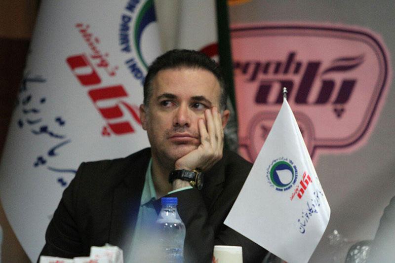 بازدید مدیرعامل هلدینگ صنایع غذایی، کشاورزی و دارویی از پگاه خوزستان
