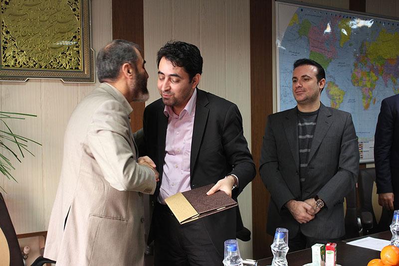 انتصاب در شرکت بازرگانی صنایع شیر ایران