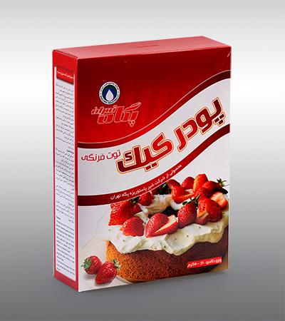 Strawberry Cake Powder