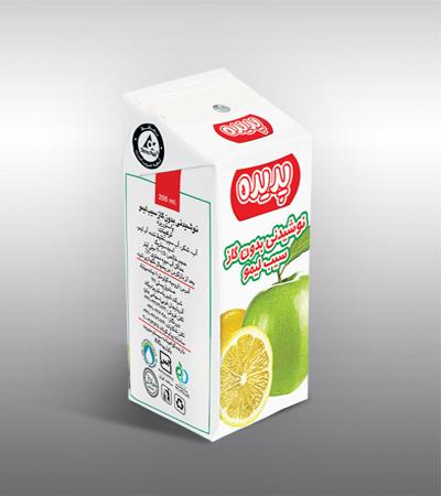 Lemon Apple Drink