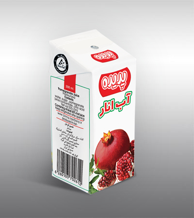 Pomegranated Drink