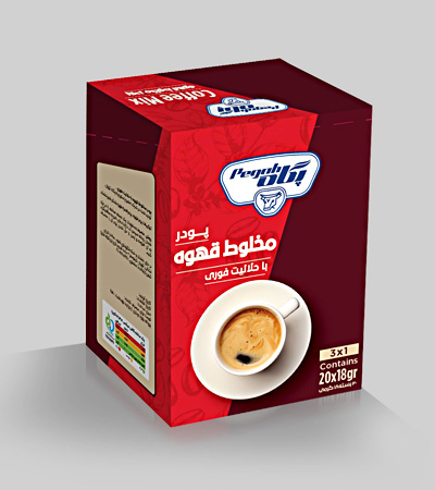 Coffee Mix 3×1