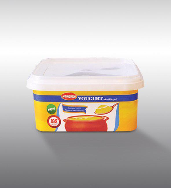 Top Cream Yoghurt