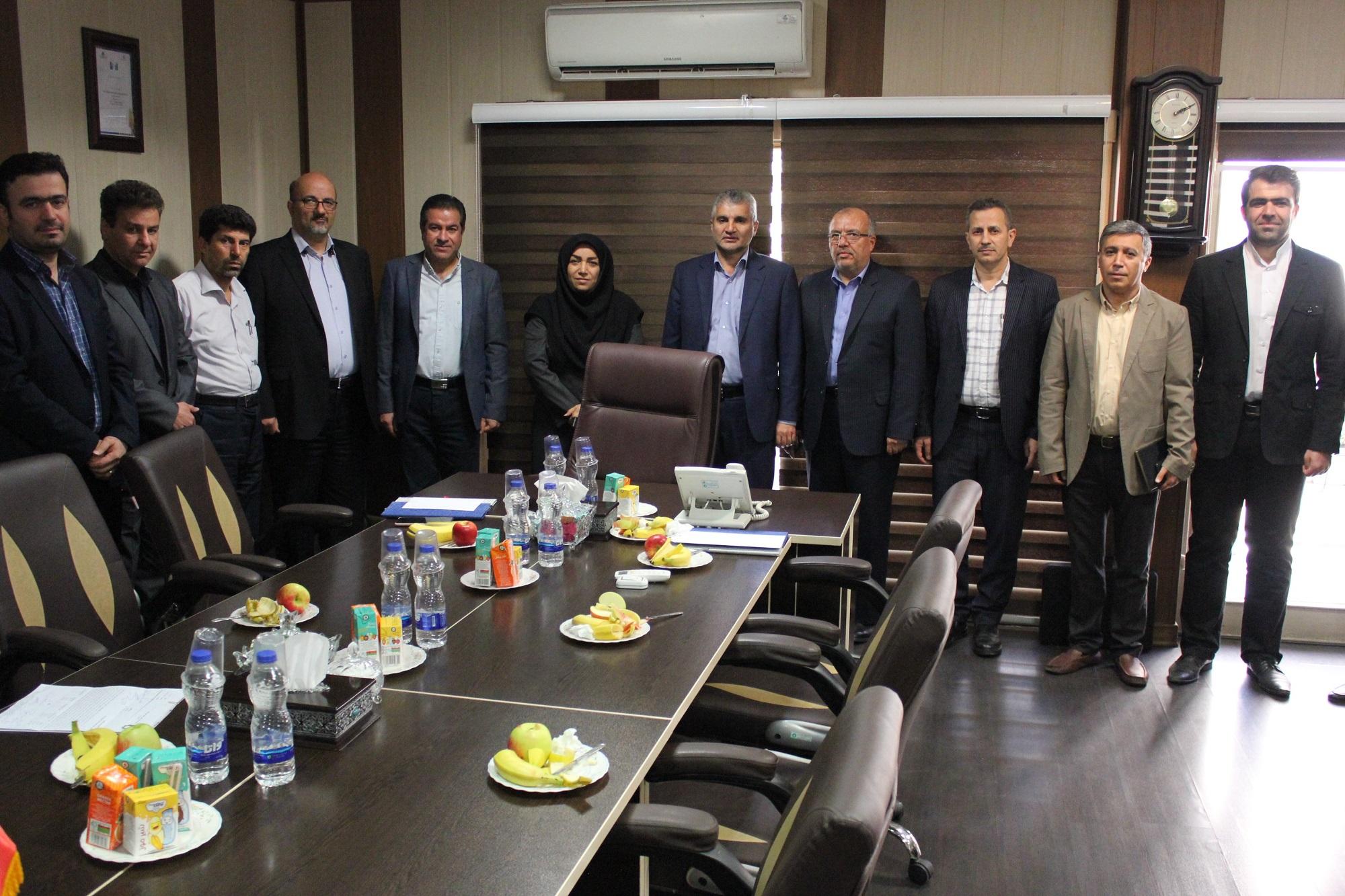 انتصاب مدیر عامل جدید شرکت بازرگانی صنایع شیر ایران